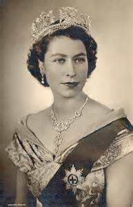 elizabeth ii the day the world will stop changing of the english