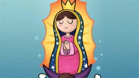 imagenes virgen maria en caricatura 191 por qu 233 celebramos a la virgen de guadalupe univision