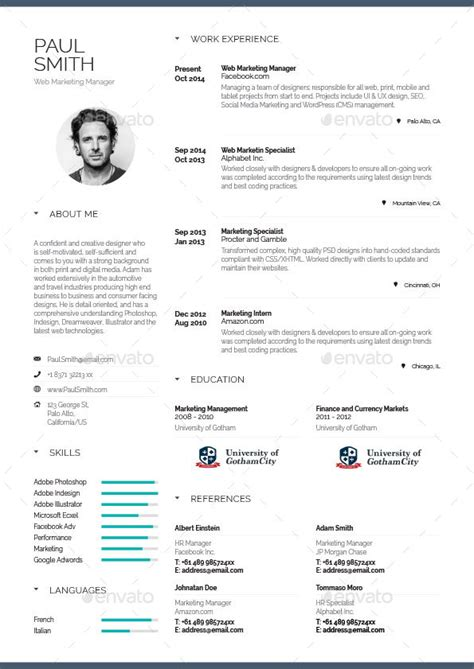 simple resume template vol 2 simple resume cv bundle volume 2 by paolo6180 graphicriver