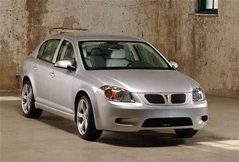 buyer s guide 2005 pontiac pursuit autos ca