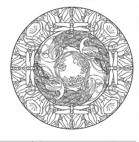 mandala coloring pages nature 1000 images about mandalas on coloring