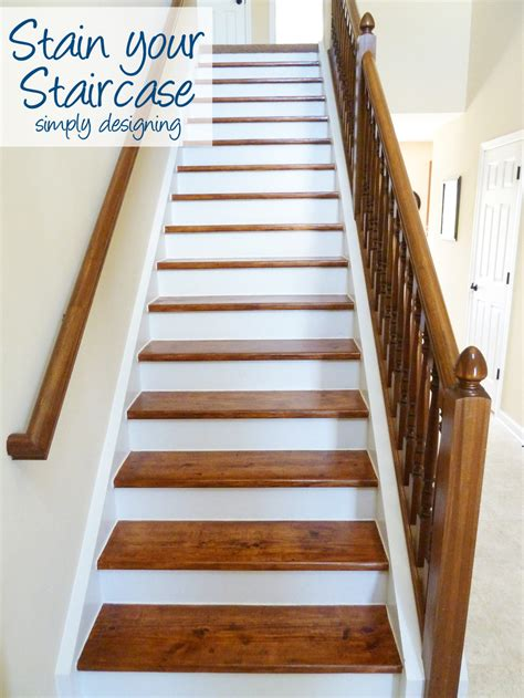 Sanding Handrails Staircase Make Over Part 6 The Finishing Touches