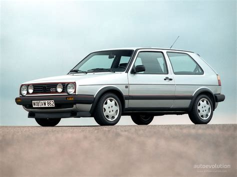 Rally Autos Jaren 90 by Volkswagen Golf Ii Gti 3 Doors Specs 1984 1985 1986