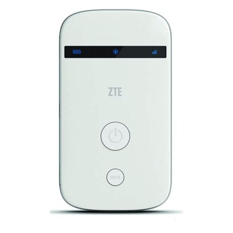 Wifi Zte zte mf90c1 4g td lte fdd mobile wifi hotspot
