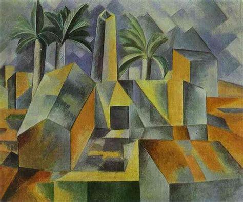 picasso paintings lost quot factory in horta de sant joan quot 1909 pablo picasso