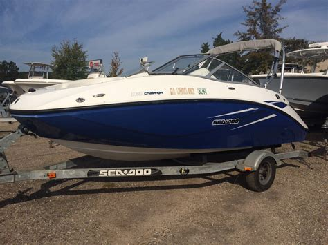 seadoo challenger for sale sea doo 180 challenger boats for sale boats