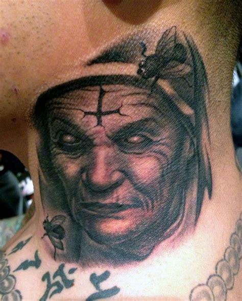 bob tyrrell tattoo done by bob tyrrell thieving genius tats