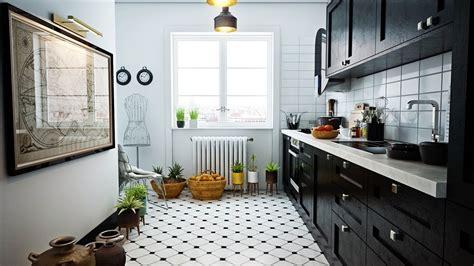 white and black kitchen ideas 40 beautiful black white kitchen designs