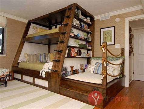 girls bunk beds with stairs triple bunk beds with stairs images the girls stuff