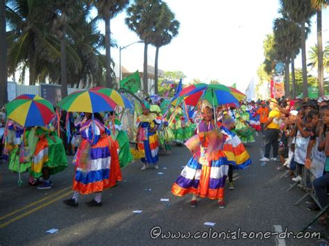 carnival celebrations in dominican republic locations