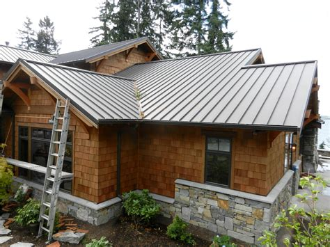 colors of metal roofs best color of metal roofing