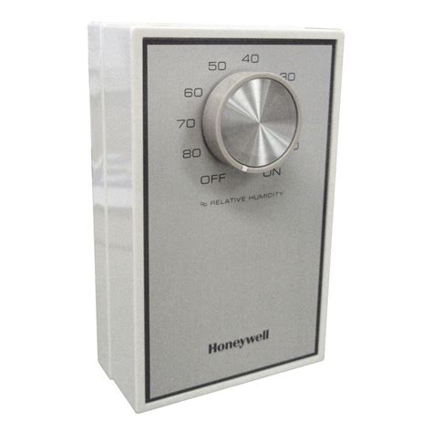 Honeywell Dehumidistat Controller H46C   The Home Depot