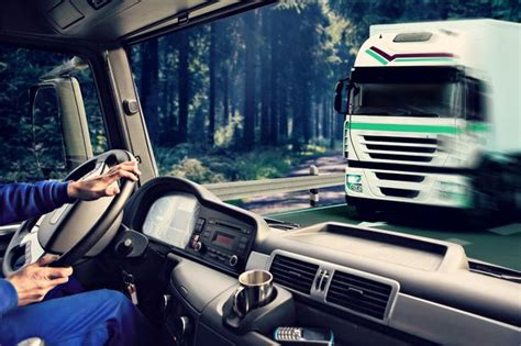what are the key skills required to be a truck driver