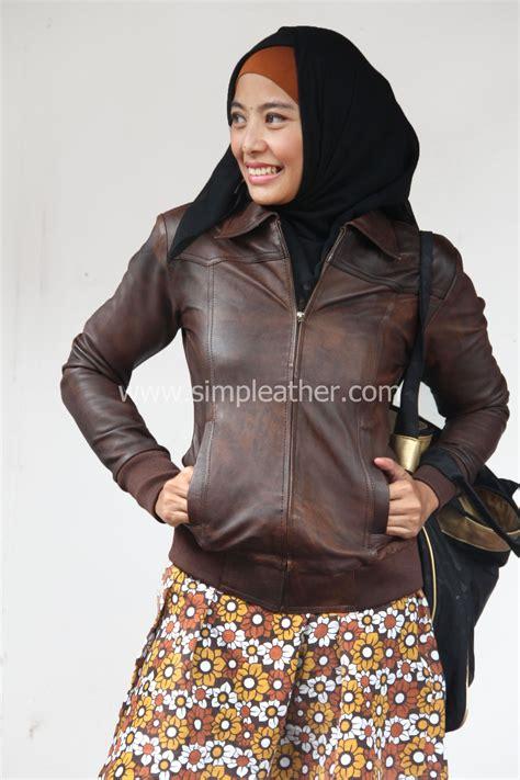 Jacket Kulit Original Premium 2712 jaket kulit wanita tipe x101 simple leather
