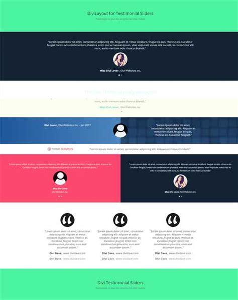 divi themes exles divi slider layouts on divi theme layouts