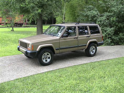 jeep cherokee brown 2000 jeep cherokee sport