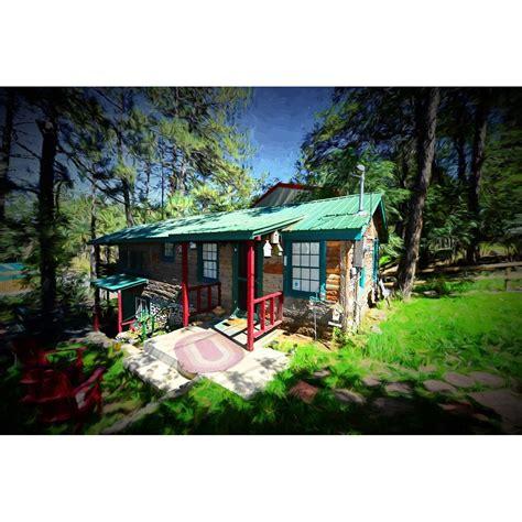 Ruidoso Cabin by Ruidoso Cabin Retro On The River Ruidoso Nm