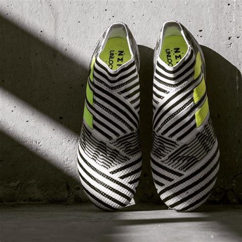 Adidas Nemeziz laceless adidas nemeziz 17 360agility dust launch
