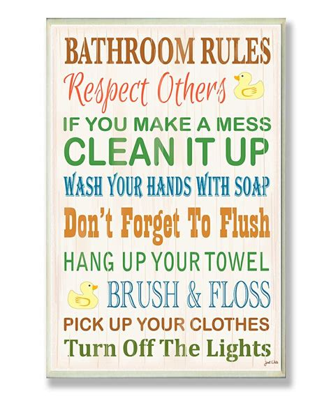bathroom design rules 25 best ideas about bathroom rules on pinterest