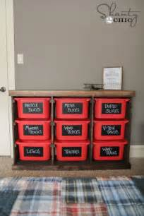 Diy Storage Room Toy Storage Solutions That You Can Make Design Dazzle