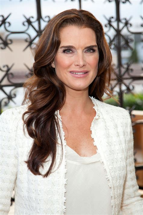 brooke shields blow out cancer event 2012 brooke shields photo