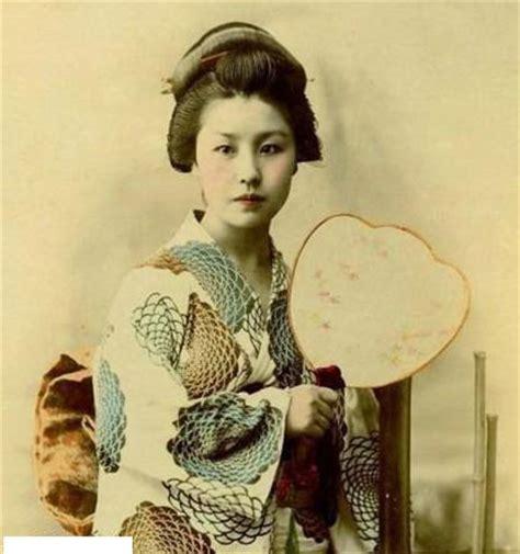 Imagenes Antiguas Japonesas | fotos antiguas de las geishas japonesas de la ii guerra