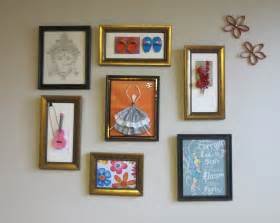 Make Wall Decorations At Home Home Decor Tshirt Graphic 3d Wall Picture Frame Collage Ideas