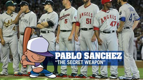pablo sanchez backyard sports pablo sanchez would ve used steroids and other real life