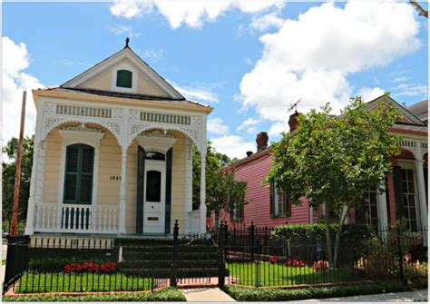 new cottage homes new orleans homes and neighborhoods 187 historic new orleans