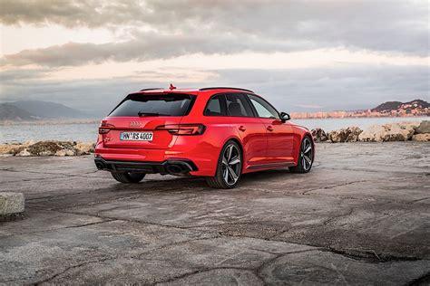 Audi Rs4 Avant by Audi Rs4 Avant B9 Specs Photos 2017 2018
