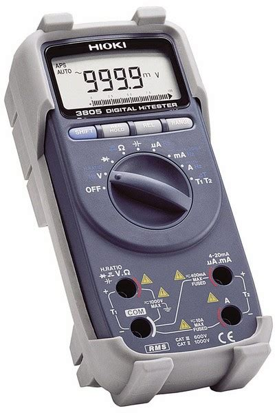 Multimeter Digital Hioki hioki 3800 series digital multimeter