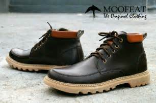 Moofeat Boots Tracking sepatu boots 666 embargo store 666