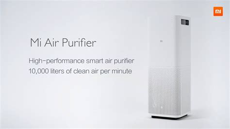 xiaomi will introduce air purifier in india speed test news