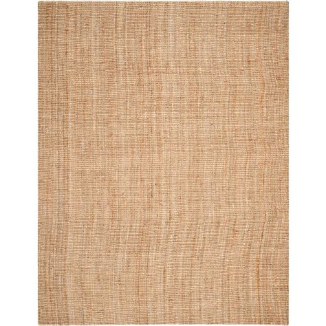 8 X 10 Ft Area Rugs Safavieh Fiber Beige 8 Ft X 10 Ft Area Rug Nf447a 8 The Home Depot