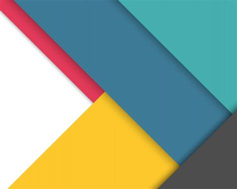 flat design wallpaper vector colorful background with flat geometric shapes vector