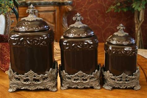 large kitchen canisters coffee large ceramic canister set special order