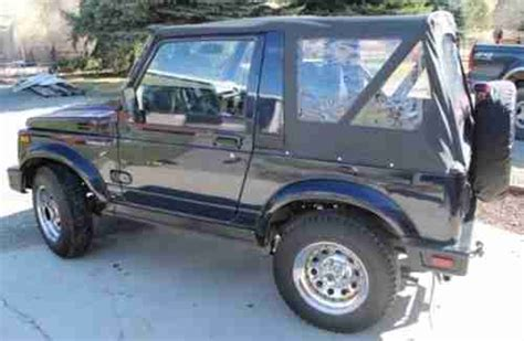 1994 Suzuki Samurai For Sale Purchase Used 1994 Suzuki Samurai Jl Sport Utility 2 Door