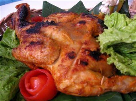 cara membuat opor ayam bakar resep masakan blognya teh uun