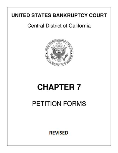 us bankruptcy court southern district of california bankruptcy form changes scheduled for 2013 a people s