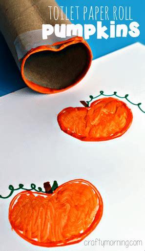 Toilet Paper Pumpkin Craft - o lanterns the pinterested parent