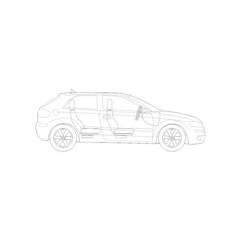2 door compact cars 2 door compact car 2 side view