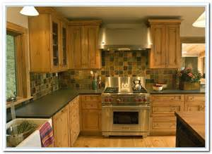 Rustic Kitchen Backsplash Ideas some rustic country kitchen d 233 cor make over to get your kitchen