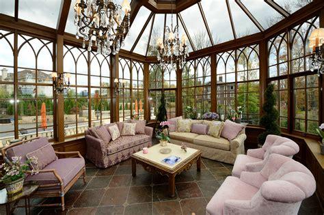 jewel spiegel nj traditional home decor new york traditional mahogany conservatory new jersey