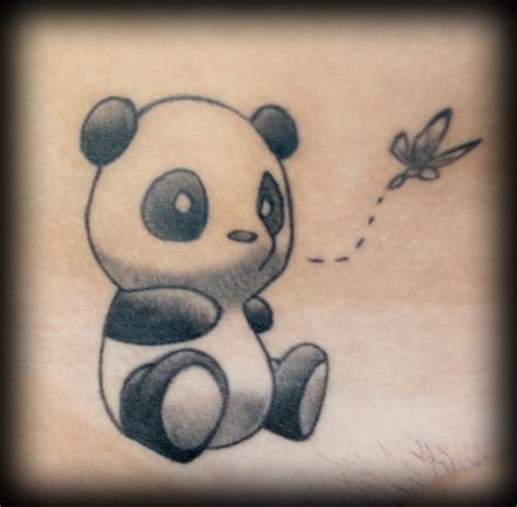 tattoo panda significato latest tattoo ideas baby panda tattoos