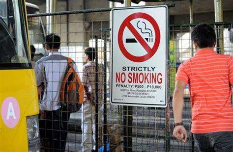 no smoking signage malaysia philippines no smoking investvine