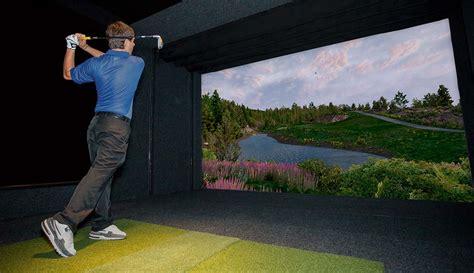 golf swing simulator what is golf simulator technology swing