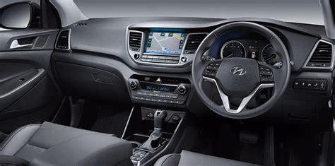 Hyundai Tucson Interior Dimensions by 2016 Hyundai Tucson India Debut At 2016 Auto Expo Specs Price
