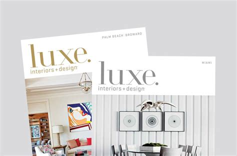 magazine design jobs fort lauderdale luxe magazine features dkor s sophisticated beach vacation