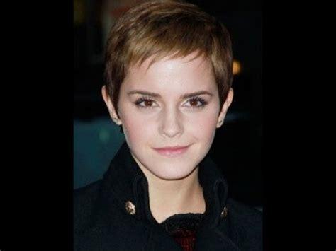 Pixie Haircut   Emma Watson Pixie Cut Tutorial
