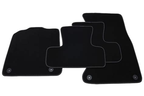 exclusive floor mats for audi q7 4l from 2006 06 2015 lhd